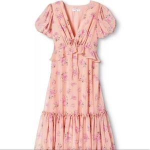 Love Shack Fancy x Target Fleur Dress NWT size 2
